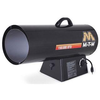 Mi T M Natural Gas 150,000 BTU Forced Air Space Heater   MH 0150