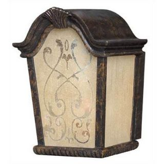 Hinkley Lighting Orleans Outdoor Wall Lantern in Regency Bronze