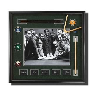 Framed Oceans Eleven Black and White Hands Artwork