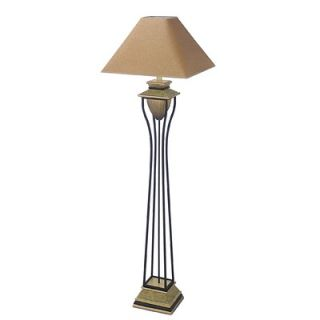 ORE Home Deco Floor Lamp in Antique Bronze