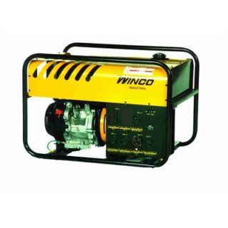 Winco Power Systems Industrial Series 5000 Watt Portable Gas Generator