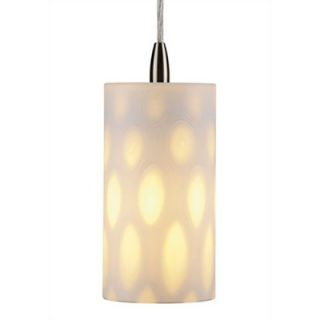 Philips Forecast Lighting Molecule Mini Pendant Cylinder Shaped Shade