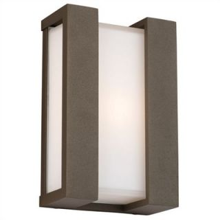 Philips Forecast Lighting Newport Wall Sconce in Bronze   F8540 11