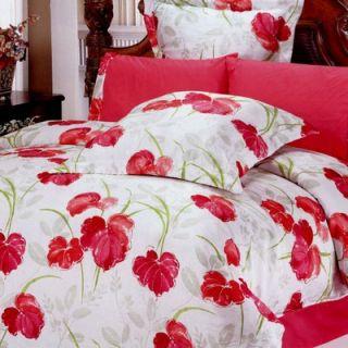 Le Vele Lucia 6 Piece Full / Queen Duvet Cover Bedding Set