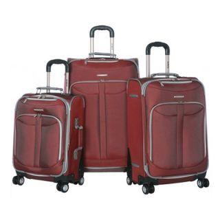 Olympia Tuscany 3 Piece Luggage Set   OE 8800 3