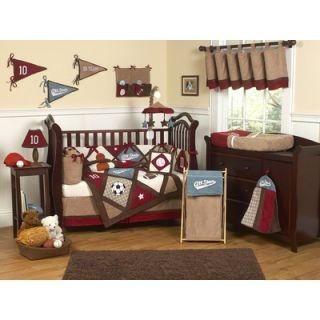 Sweet Jojo Designs All Star Sports Crib Bedding Collection