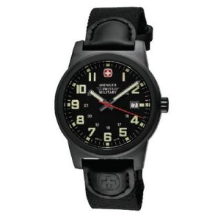wenger swiss army military watches