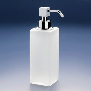 Windisch by Nameeks Free Standing Frozen Glass Soap Dispenser