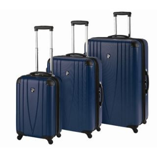 Heys USA 4WD 3 Piece Spinner Luggage Set