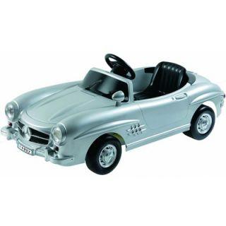 Kalee Mercedes Benz 300SL W198 6v Car Toy in Silver   KL 50438