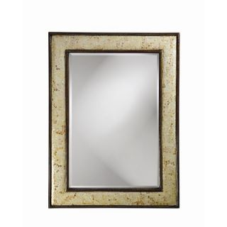 Howard Elliott Ojai Wall Mirror with Natural Shell Overlay