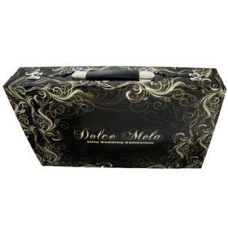 Dolce Mela Felicita 6 Pieces Full / Queen Duvet Cover Set