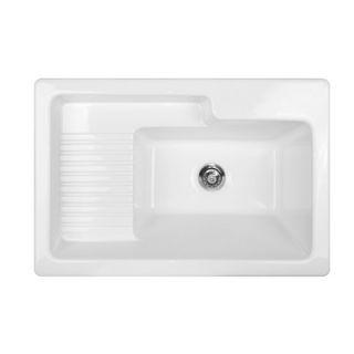 CorStone Advantage Hamilton Self Rimming Laundry Sink
