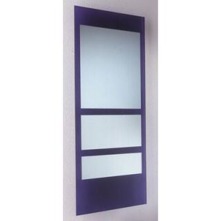 Whitehaus Collection New Generation Rectangular Ecoloom Mirror with