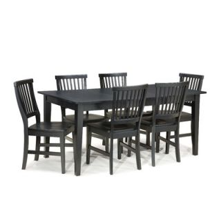 Home Styles Arts and Crafts 7 Piece Dining Set   5181 319