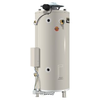 Smith BTR 250A Commercial Tank Type Water Heater Nat Gas 100 Gal