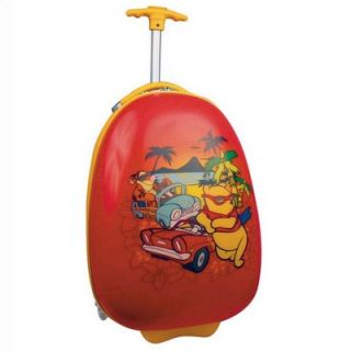 Heys USA Disney Case in Pooh Cruzer Design