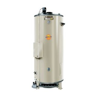 Smith Commercial Tank Type Water Heater Nat Gas 85 Gal Master Fit