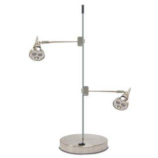 Tao Electronics Inc. Two Light Insignia LED Desk Lamp