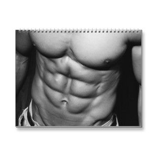 bodybuilders and male fitness models. A hunk a month for all of 2012