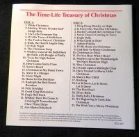 The Time Life Treasury Of Christmas 2 CD Set 45 Tracks TCD 107 OOP