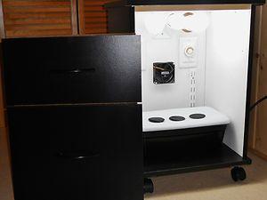 Hydroponic Grow Cabinet Stealth Grow Box