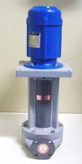 New Hayashi Fuji HD 25RES P Metering Chemical Pump 400W 90L MIN 2POLES