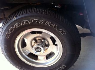 Goodyear Wrangler Tires and Rims