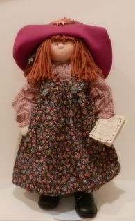 Little Souls Doll Jennifer Designed by Gretchen Wilson