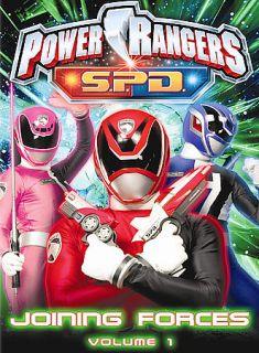 power rangers spd v1 2005 used dvd