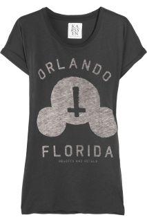 Zoe Karssen Orlando Florida jersey T shirt   45% Off