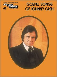 Hal Leonard Gospel Songs of Johnny Cash E Z Play 48