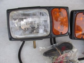 Grote Snow Plow Lights Kit Pair Made in The USA