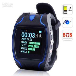 GPS Wrist Watch Cellphone Child Locator GPS watch Mobile phone GPS