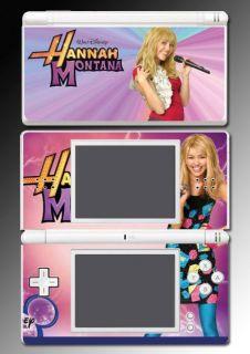 Hannah Montana Miley Stewart Skin 15 Nintendo DS Lite