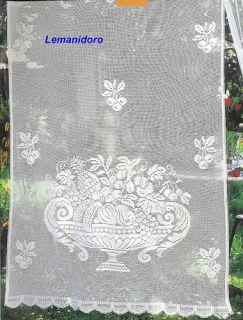 100 Schemi Filet Uncinetto Con Istruzioni E Foto Vol 2