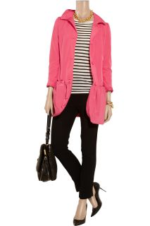 Moschino Cheap and Chic Bubble hemmed shell coat   63% Off