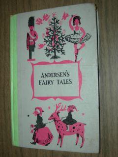 Andersens Fairy Tales Hans Christian Andersen 1956