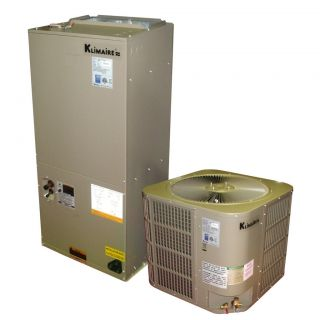 Ton 16 SEER Central Ducted Air Conditioner Heat Pump System