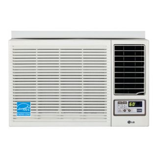 LG LW1810HR 18 000 BTU Heat and Cool Window Air Conditioner with Remo
