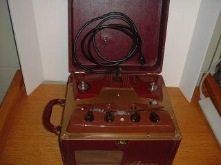 Ampro 731 Vinage Reel o Reel ape Recorder
