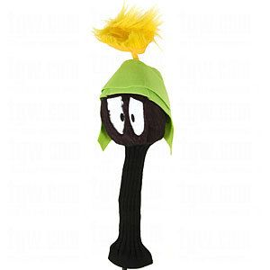 Looney Tunes Marvin The Martian 460cc Golf Head Cover