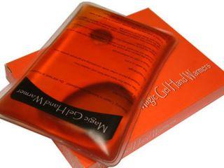 Magic Gel Hand Warmer Heat Pad Pack Infinitely Reusable