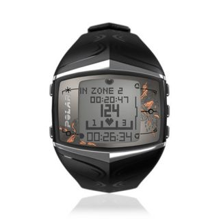 Polar FT60F Black Heart Rate Monitor Watch 90033469
