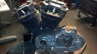 Harley Davidson Sportster Parts Engine 883 Early 90S
