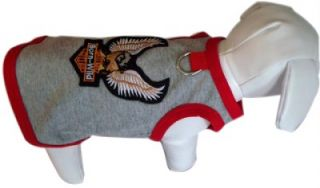 Harley Davidson Style Dog Pet T Shirt Sweaters Apparel Accessories