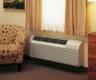 Wall PTAC Unit Air Conditioner 14 600 BTU Cooling and Heating