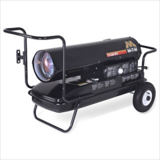 Kerosene 400 000 BTU Forced Air Portable Space Heater