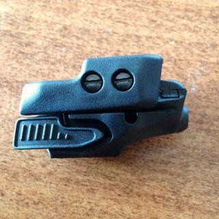 Crimson Trace Style CMR 201 Rail Master Universal Pistol Laser Sight