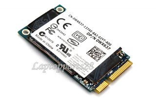 Mini PCIe VGA Video Graphics Card WX637 for Dell Laptop
